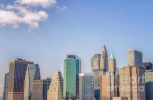 Patricia Hofmeester - Manhattan skyline
