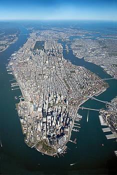 Manhattan to Infinity by John Majoris