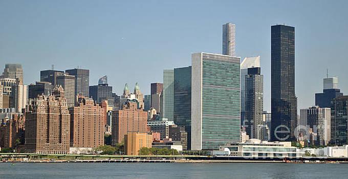 Jost Houk - Manhattan UN
