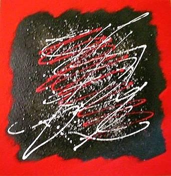 Manipolazione in rosso by Elio Scuderi