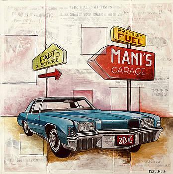 Mani's Garage by Marwen Hicheri