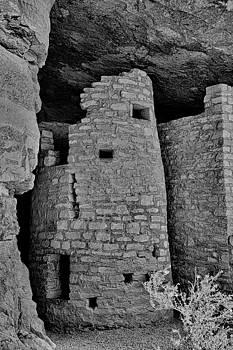 Robert Meyers-Lussier - Manitou Cliff Dwellings Study 8