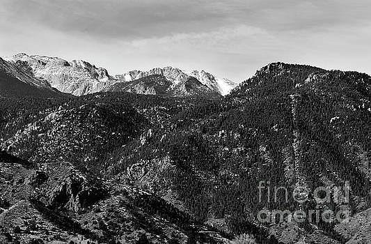 Steve Krull - Manitou Incline and East Face of Pikes Peak