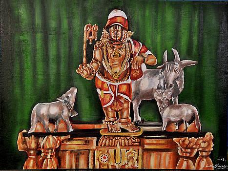Mannargudi Rajagopalaswamy by Sankaranarayanan