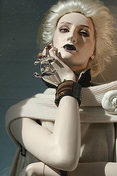 Mannequin Glamour 1 by Shelly Davis