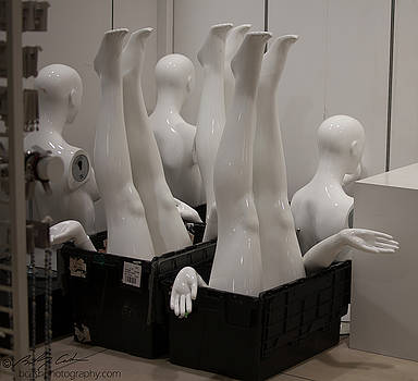 Mannequins by Beverly Cash