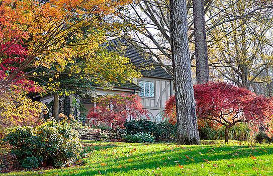 Manor House by Nena Pratt