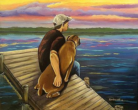 Man's Best Friend by Sandra Lett
