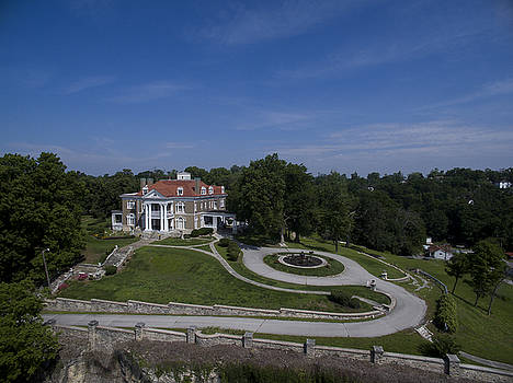 Mansion on a Hill by Robert Turek