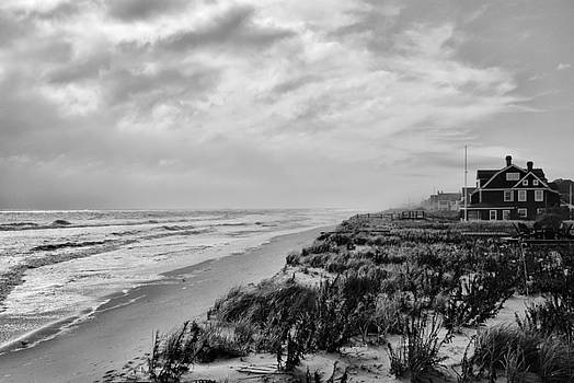 Mantoloking Beach - Jersey Shore by Angie Tirado