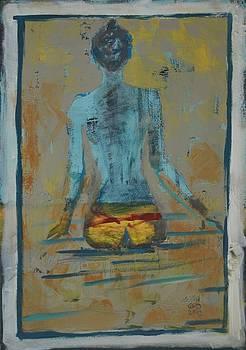Mantras III by Emilia Gasienica-Setlak