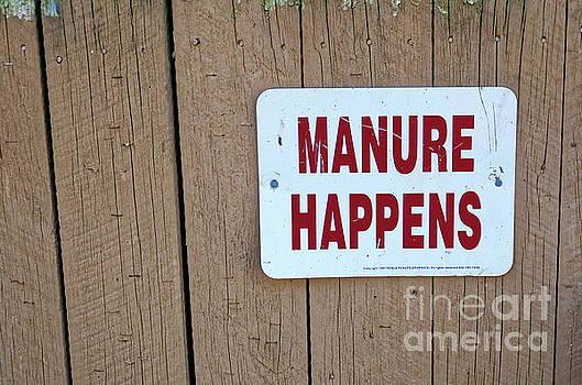 Manure Happens by Paul Mashburn