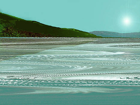 Mar esmeralda by Aline Pottier  Gama Duarte