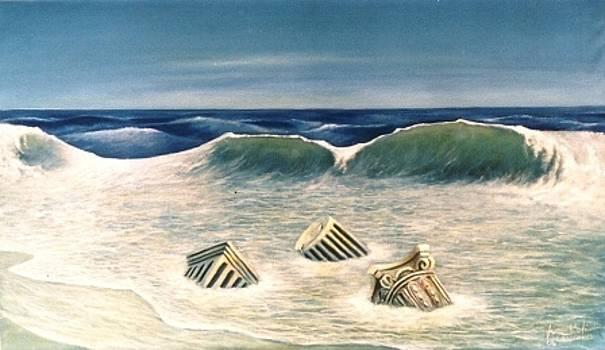 Mar Tirreno by Finocchioli Finocchioli