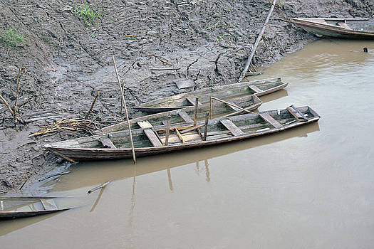 Harvey Barrison - Marayali Boat Study Number One