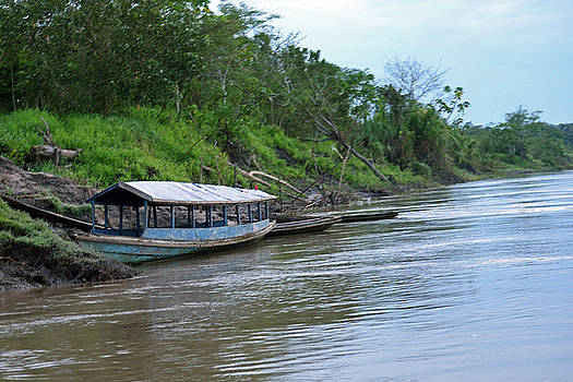 Harvey Barrison - Marayali Boat Study Number Three