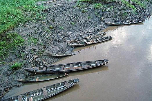 Harvey Barrison - Marayali Boat Study Number Two