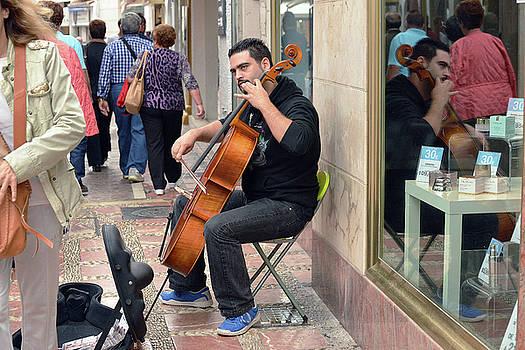 Harvey Barrison - Marbella Cellist