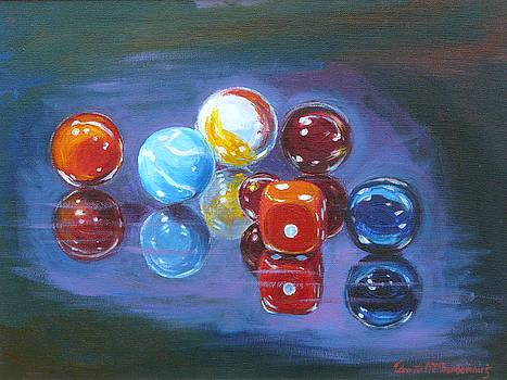 Marbels by Tomas OMaoldomhnaigh