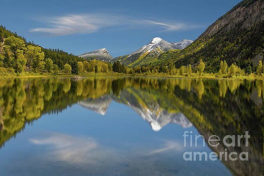 Marble Lake by Jerry Fornarotto