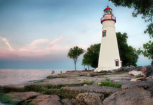 Marblehead Lighthouse by William Beuther