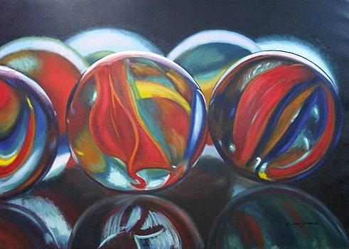 Marbles by Xavier Florensa