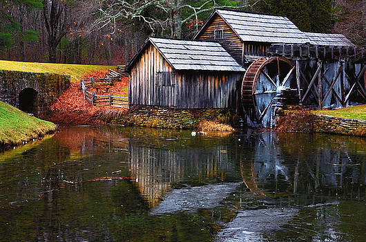 Marby Mill by John Zager