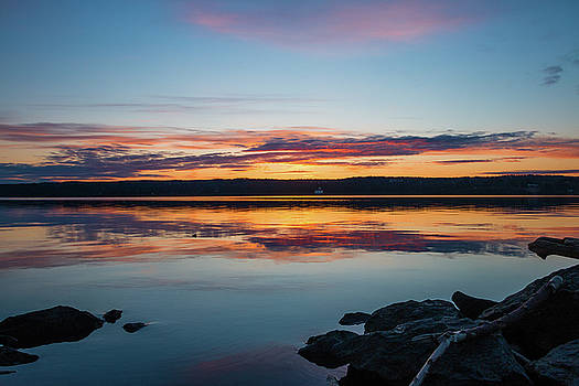 March Dawn at Esopus Meadows I by Jeff Severson