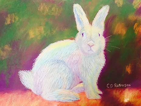 March Hare by Christine Robinson