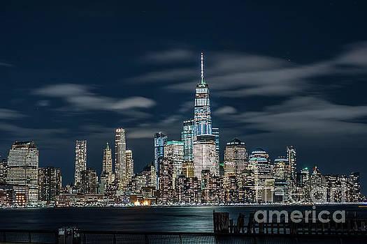 March in New York  by Reynaldo Brigantty