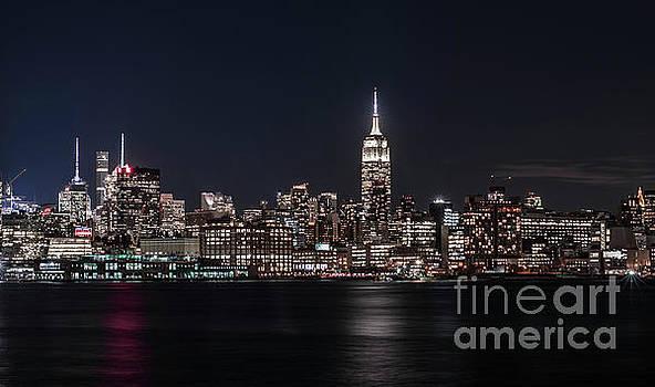 March in New York_3 by Reynaldo Brigantty