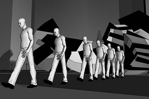 March of Doom by AVUforU Art