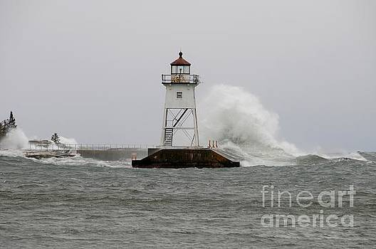March Winds and Waves by Sandra Updyke