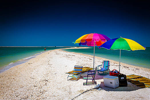 Marco Island Crescent Beach by Terry Finegan