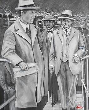 Marcus Garvey by Joseph Love