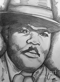 Marcus Mosia Garvey Jr by Collin A Clarke