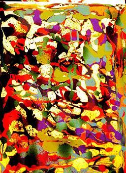 Mardi Gras by Gayland Morris