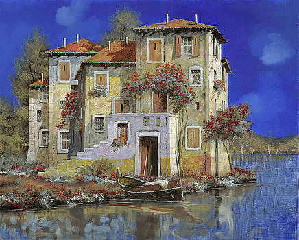 Mareblu' by Guido Borelli