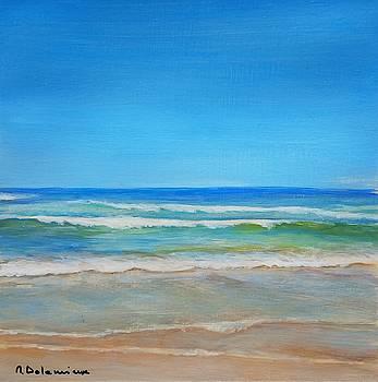 Maree montante by Muriel Dolemieux