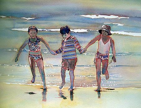 Maren and friends by Scott Mulholland