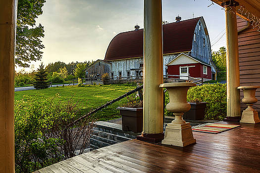 Margaretville Mountain Inn by Paula Porterfield-Izzo