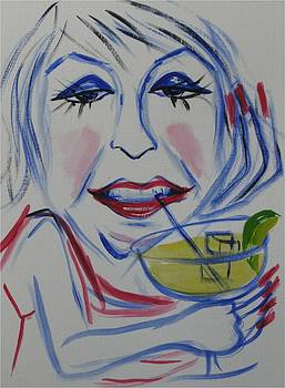 Margarita 2 by Cathi Doherty
