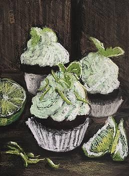 Margarita Cupcakes by Cristel Mol-Dellepoort