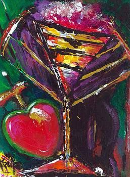 Margarita IX  by Bernadette Krupa