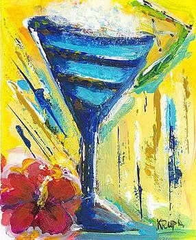 Margarita V by Bernadette Krupa