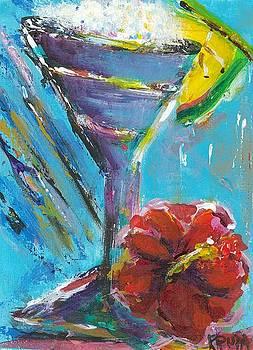 Margarita VI by Bernadette Krupa