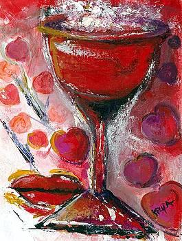 Margarita VIII by Bernadette Krupa