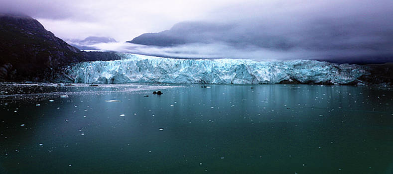Margerie Glacier by Mitch Cat