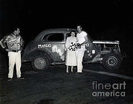 California Views Archives Mr Pat Hathaway Archives - Margo Race car, Salinas Speedway Oct. 25, 1952