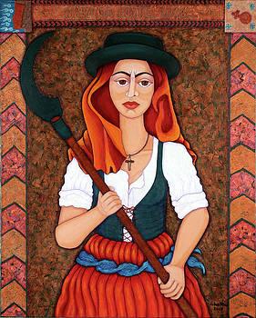 Madalena Lobao-Tello - Maria da Fonte - the revolt of women